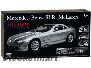 Motormax Huge 1 12 Mercedes Benz SLR McLaren New Diecast Model Car