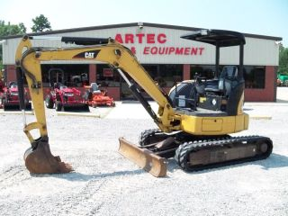 303 5CCR Cat Mini Excavator Loader Backhoe New Tracks