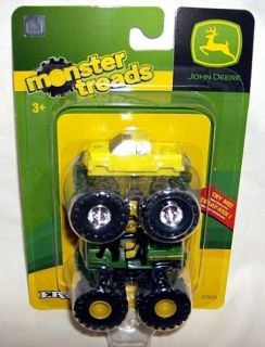 Ertl John Deere Gator Truck Mini Monster Treads 2 Pak