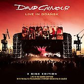 CD DVD by David Gilmour CD, Jan 2008, 3 Discs, Columbia USA
