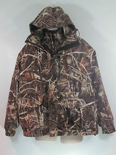 mens M outdoor hunting lined 2 coats advantage max 4 HD zip liner t2