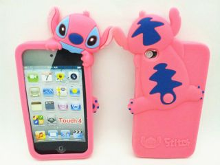 stitch ipod touch case in Cell Phone Accessories