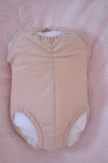 DoeSuede Body for Zasha Makes Full Arms & Legs 20 Baby