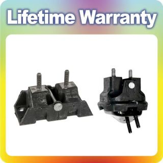 Chrysler Dodge Intrepid Engine Motor Mount Set 2 2908 2942 #M165