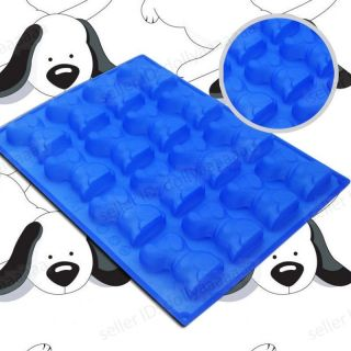 Sixteen Dogs Food Grade Bakeware Baking Silicone Mold Jelly Cake Pan