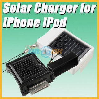 500mAh Key Chain Solar Power battery bank Charger for iPhone 4G 4GS 3G