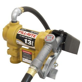 Fill Rite SD1202G Fuel Transfer Pump (13 GPM)