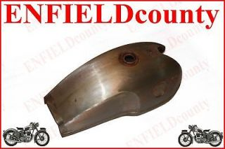 NEW BENELLI MOJAVE CAFE RACER 260 360 PETROL FUEL GAS TANK BARE METAL