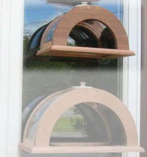 Coveside Small Arched Window Bird Feeder