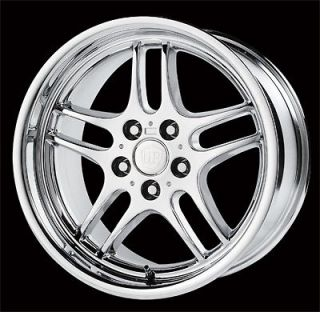 18 BMW M PARALLEL CHROME WHEELS FOR 3 SERIES BMW 325 328 330 335