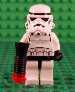 Lego Star Wars Minifigure Stormtrooper with Blaster