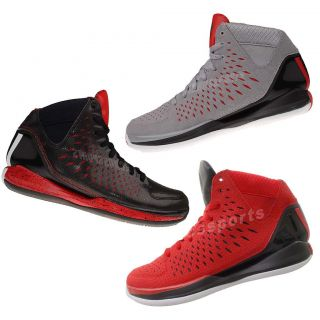 Adidas adizero Rose 3 Derrick Chicago Bulls Basketball Shoes 3 Chosen