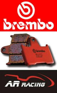 BREMBO REAR BRAKE PADS TO FIT HARLEY DAVIDSON 1450 FLHR/I ROAD KING 05