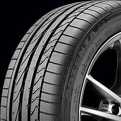 Bridgestone Potenza RE050A RFT 255/35 18 Tire (Set of 2