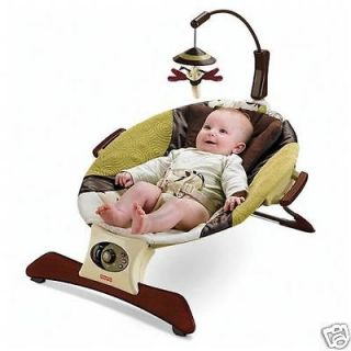 New Fisher Price Zen Collection Infant Seat Baby Bouncer
