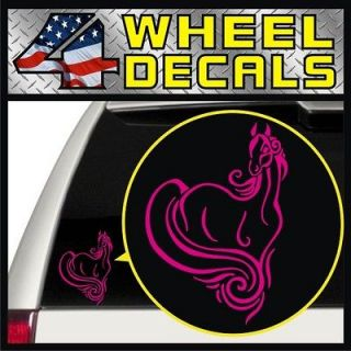 Fantasy Horse Vinyl Decal / Sticker Bumper Window Pickup Truck Jeep