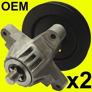 GENUINE OEM MTD CUB CADET TROY BILT SPINDLE ASSEMBLIES 618 0624 918