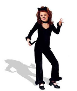CHILD GIRLS PLAYFUL KITTY Cat Halloween Costume Fancy Dress Up
