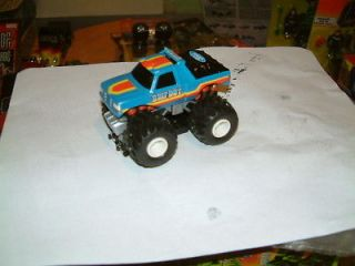 BIGFOOT MARCHON RACING MONSTER TRUCK SLOT CAR VINTAGE