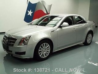 Cadillac  CTS WE FINANCE 2011 CADILLAC CTS4 3.0 AWD LEATHER BOSE