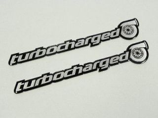 BOAT SEA DOO JET SKI TURBO TURBOCHARGED EMBLEMS BADGES