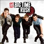 Big Time Rush by Big Time Rush (CD, Oct 2010, Columbia (USA))