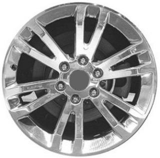 of 4 18 Wheels   2002 2010 Chevy Trailblazer Buick Rainier GMC Envoy