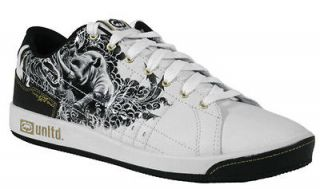 Unltd Marc Ecko Shoes Mens Phranz Raged (24249/WBK) Size 6.5   39 New