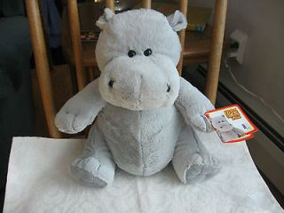 Kohls Cares For Kids Tags Curious George Hippopotamus Hippo Plush