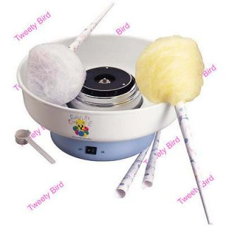NEW TWEETY BIRD Cotton Candy Machine/Maker LOONEY TUNES Use flavored