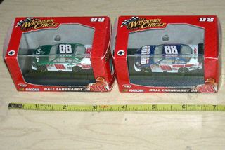 DALE EARNHARDT JR 1/87 SCALE LOT OF 2