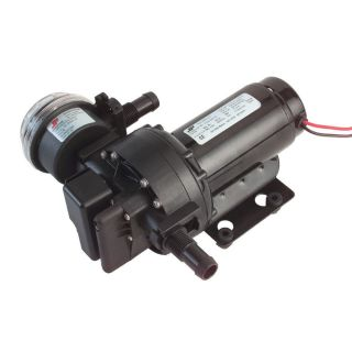 Johnson Pump Flow Master 5.0 GPH Variable Flow Demand Pump 12V