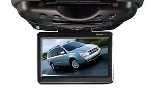 KIA SEDONA 2006 2012 OEM GRAY OVER HEAD DVD PLAYER P8510 4D000KS