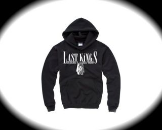 LAST KINGS HOODIE TYGA SEAN TIA LIL WAYNE YMCMB HIP HOP RAP ★★ NEW