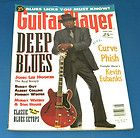 Guitar PLAYER JUNE 1996 JOHN LEE HOOKER BUDDY GUY blues rage against