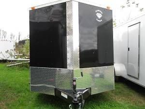 2013 NEW 8.5 x 20 Enclosed Trailer Car Hauler w/Ramp