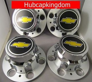 LUG CHEVY 1500 SILVERADO SUBURBAN BLAZER Wheel Center Cap SET NEW