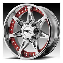 18 MOTO METAL MO961 RIMS WHEELS 18x9 +18 6x135