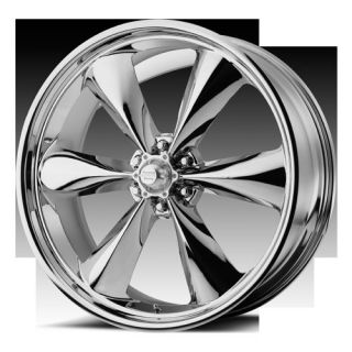 RACING TORQ THRUST CHROME FORD F 150 RAPTOR NAVIGATOR WHEELS RIMS