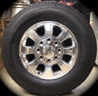 NEW 2011 13 GMC Sierra HD 2500 3500 18 OEM Wheels Rims Tires Chevy