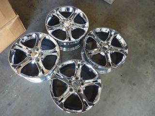 16x7 5 Factory Mazda RX8 2004 2008 64867 Chrome Wheels Rims Set
