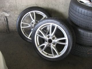 18 Porsche 911 Wheels Tires 2009 2011