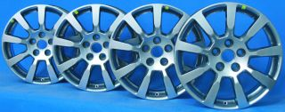 Cadillac cts 2008 2009 18 x 8 5 Factory Stock Wheels Rims Set