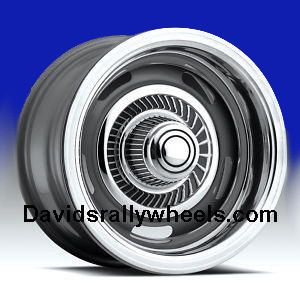 New Corvette Chevy Camaro Rally Wheels 15 x 8S7S6S5S