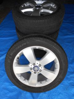 19 Mercedes ml GL Class Wheels Tires 2008