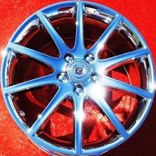 New 19 Cadillac XLR V Factory Chrome Wheels Rims Exchange 4609