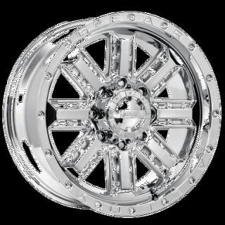Alloy 723C Nitro CHROME Wheels 8 lug 8x170 RIMS   FORD F 250 SUPERDUTY