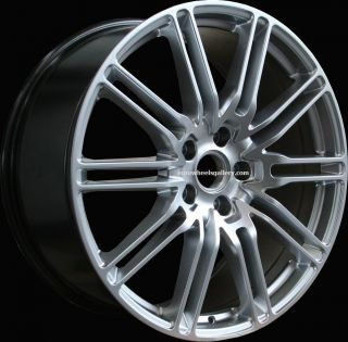 20 Wheels for Porsche Cayenne VW Touareg Audi Q7 Rims Set 20 x 9 0