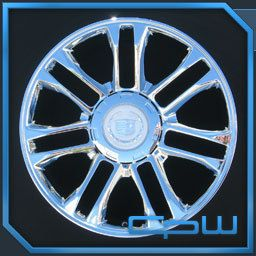 22 Escalade Factory Style Chrome Wheels Rims New Set 4 Marcellino