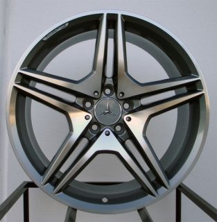 19 AMG Wheels Rims Fit Mercedes S320 S350 S500 S600